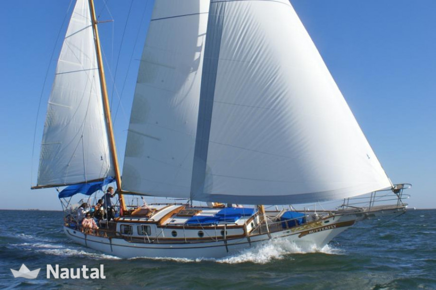Sailing Boat Rent Formosa Transworld 41 In Sant Carles De
